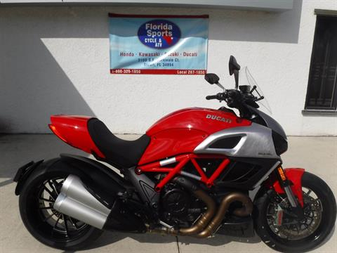 2011 Ducati Diavel in Stuart, Florida