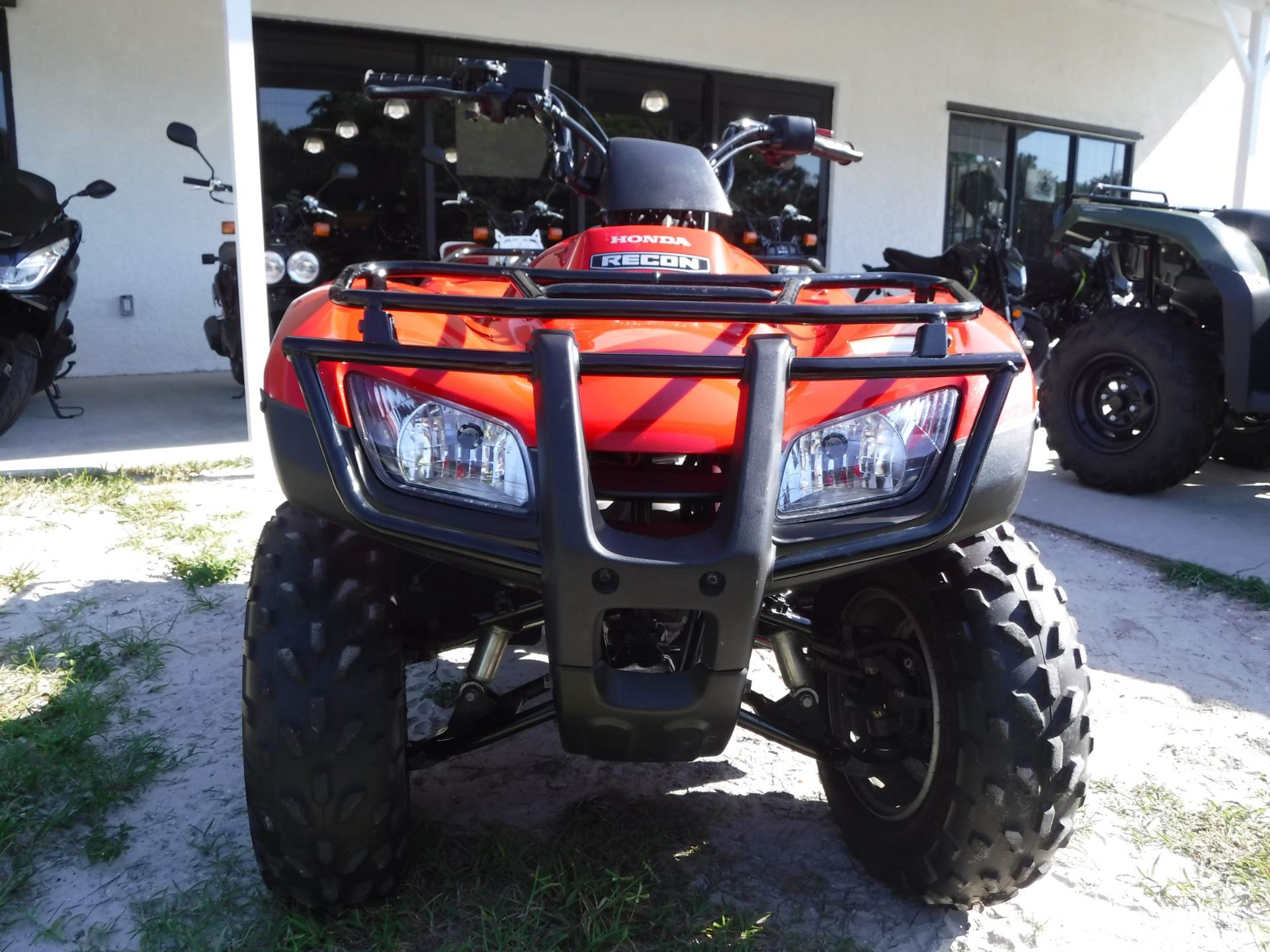 2016 Honda FourTrax Recon in Stuart, Florida