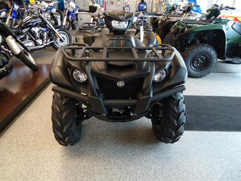 2017 Yamaha Kodiak 700 EPS SE in Coloma, Michigan