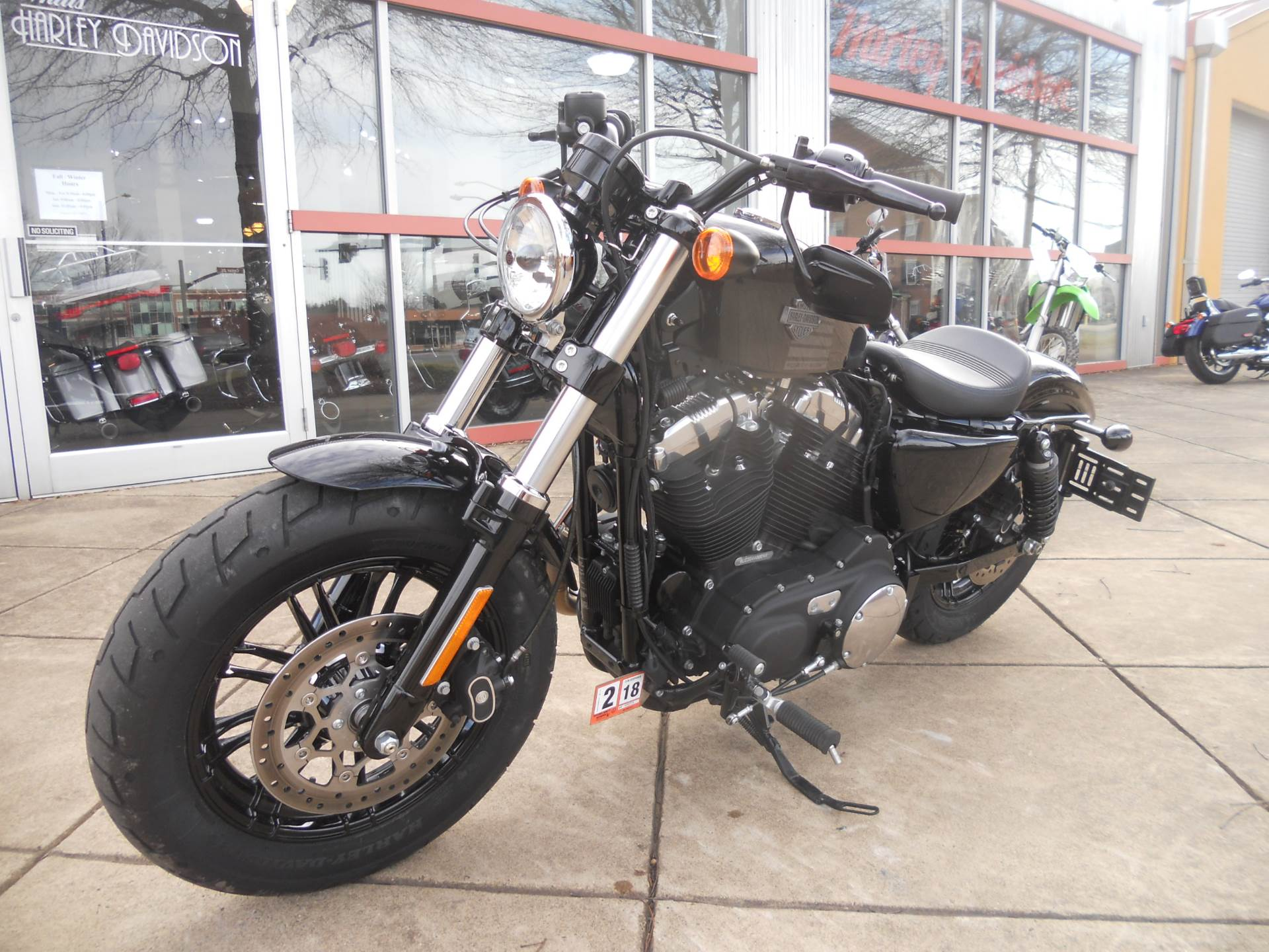 2016 Harley-Davidson Forty-Eight® in Manassas, Virginia