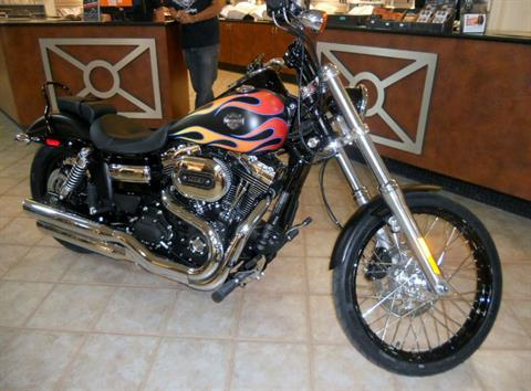 2016 Harley-Davidson Wide Glide® in Manassas, Virginia
