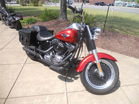 2013 Harley-Davidson Softail® Fat Boy® Lo in Manassas, Virginia