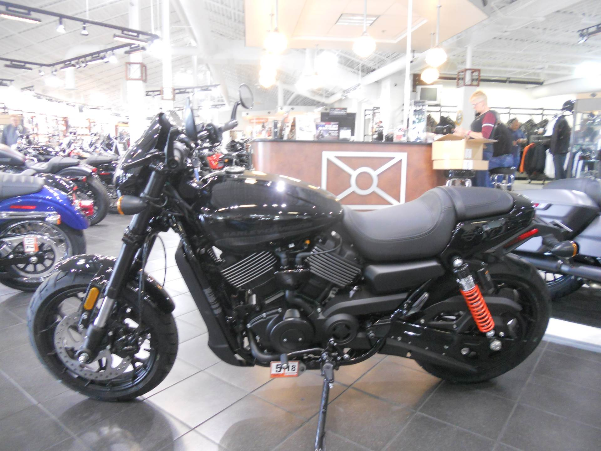 2017 Harley-Davidson Street™ Rod in Manassas, Virginia