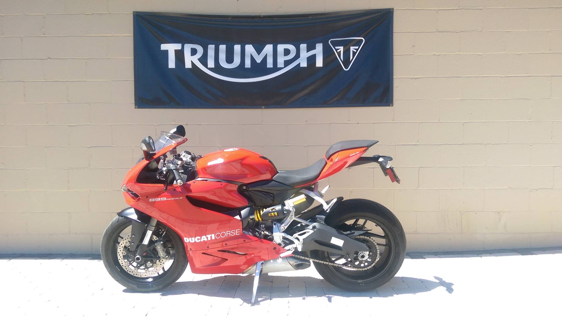 2014 Ducati Superbike 899 Panigale in Shelby Township, Michigan