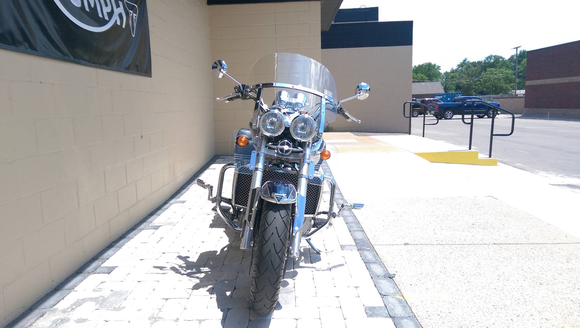 2007 Triumph Rocket III Classic in Shelby Township, Michigan