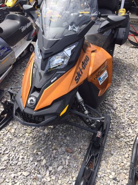 2017 Ski-Doo Grand Touring SE 900 ACE in Phoenix, New York