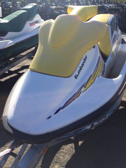 1998 Sea-Doo SPX in Phoenix, New York