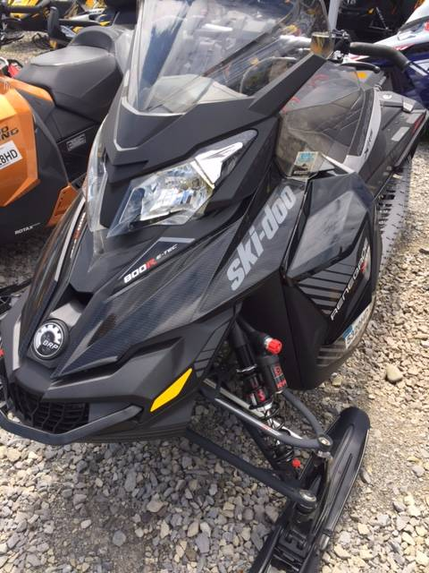"2017 Ski-Doo Renegade X-RS 800R E-TEC E.S. Ice Cobra 1.6"" in Phoenix, New York"