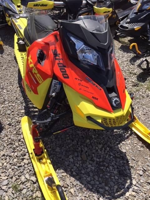 2015 Ski-Doo Renegade®  X-RS® 800R E-TEC® E.S. w/ Adj. Susp., Ice Ripper XT in Phoenix, New York