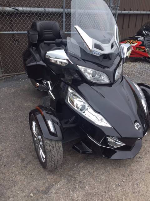 2013 Can-Am Spyder® RT Limited in Phoenix, New York