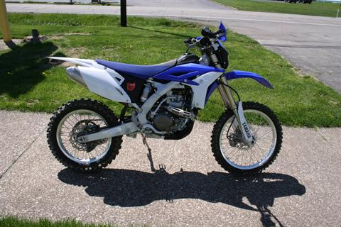 2013 Yamaha WR450F in Elyria, Ohio