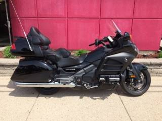 2014 Honda Gold Wing® Navi XM in Des Plaines, Illinois
