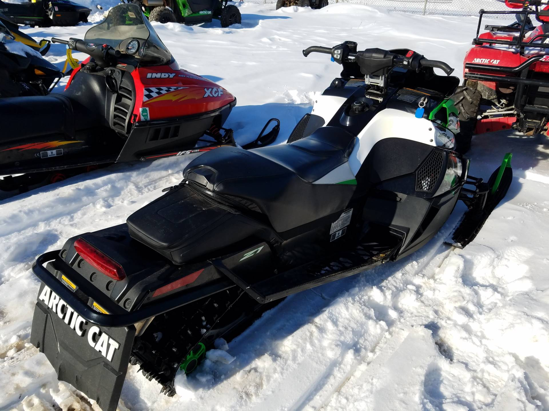 Arctic Cat Z Value