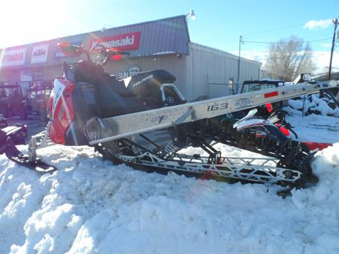 2012 Polaris 800 PRO-RMK® 163 in Gunnison, Colorado