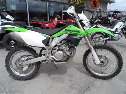 2009 Kawasaki KLX™450R in Gunnison, Colorado