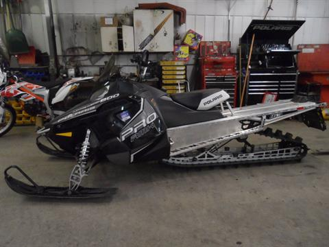 2013 Polaris 800 PRO-RMK® 163 in Gunnison, Colorado