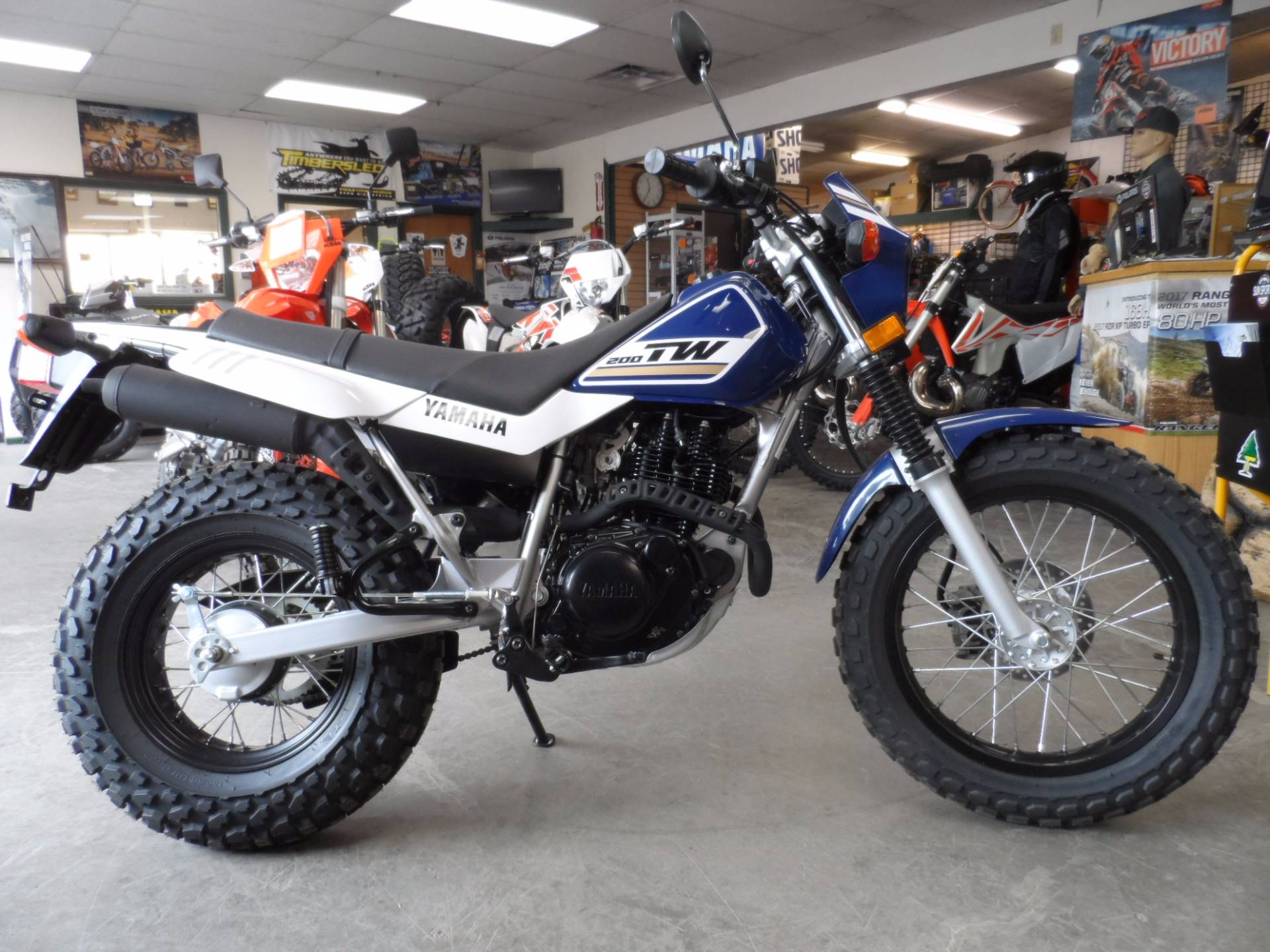 2017 Yamaha TW200 in Gunnison, Colorado