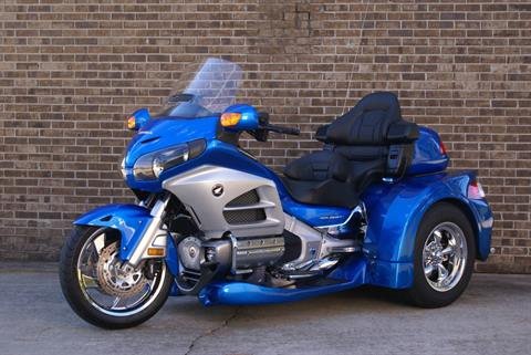 2013 Honda Gold Wing® ABS in Jasper, Georgia