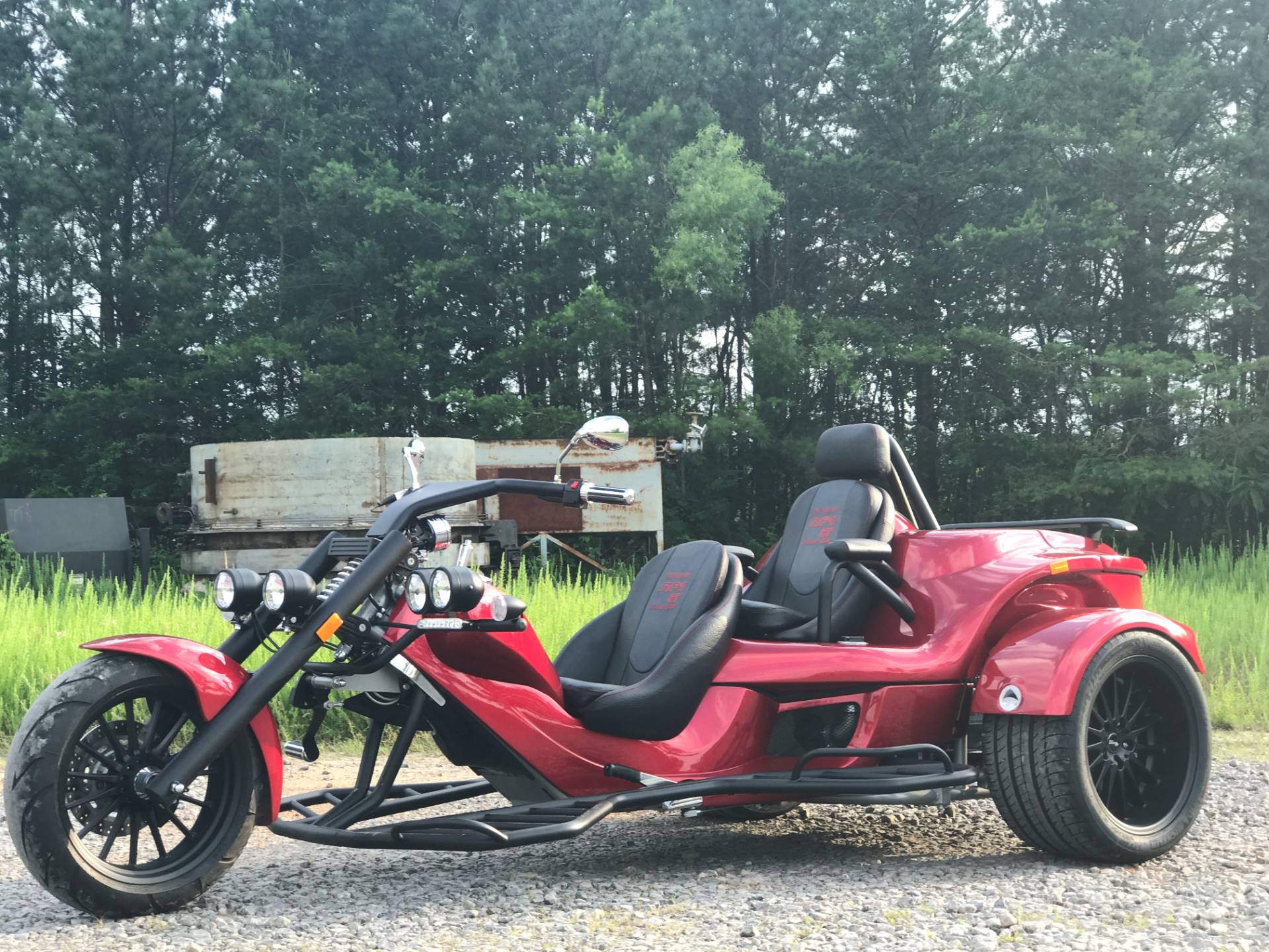 2017 Rewaco RF1 ST-2 Turbo in Jasper, Georgia
