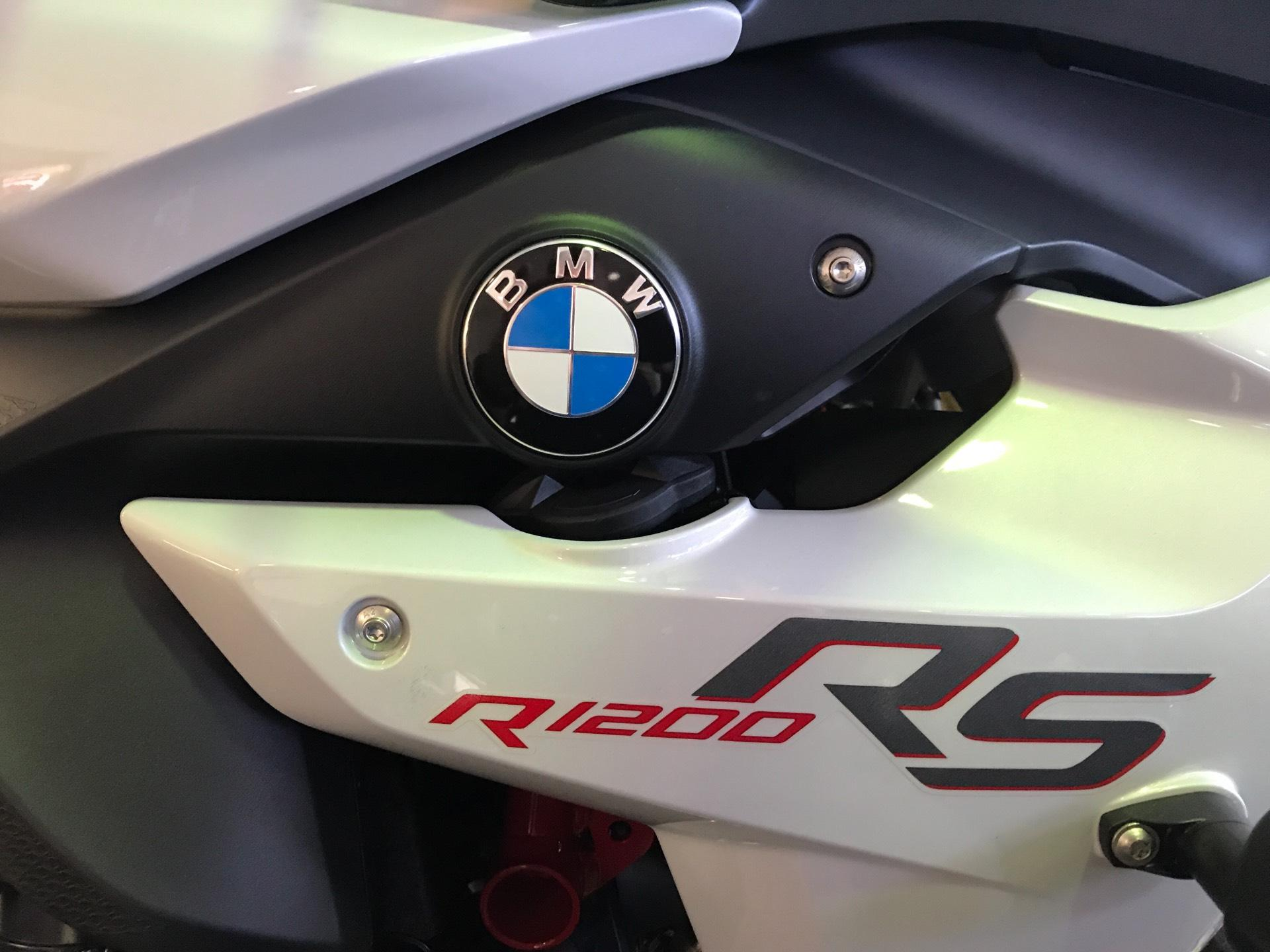 2017 BMW R 1200 RS in Orange Park, Florida