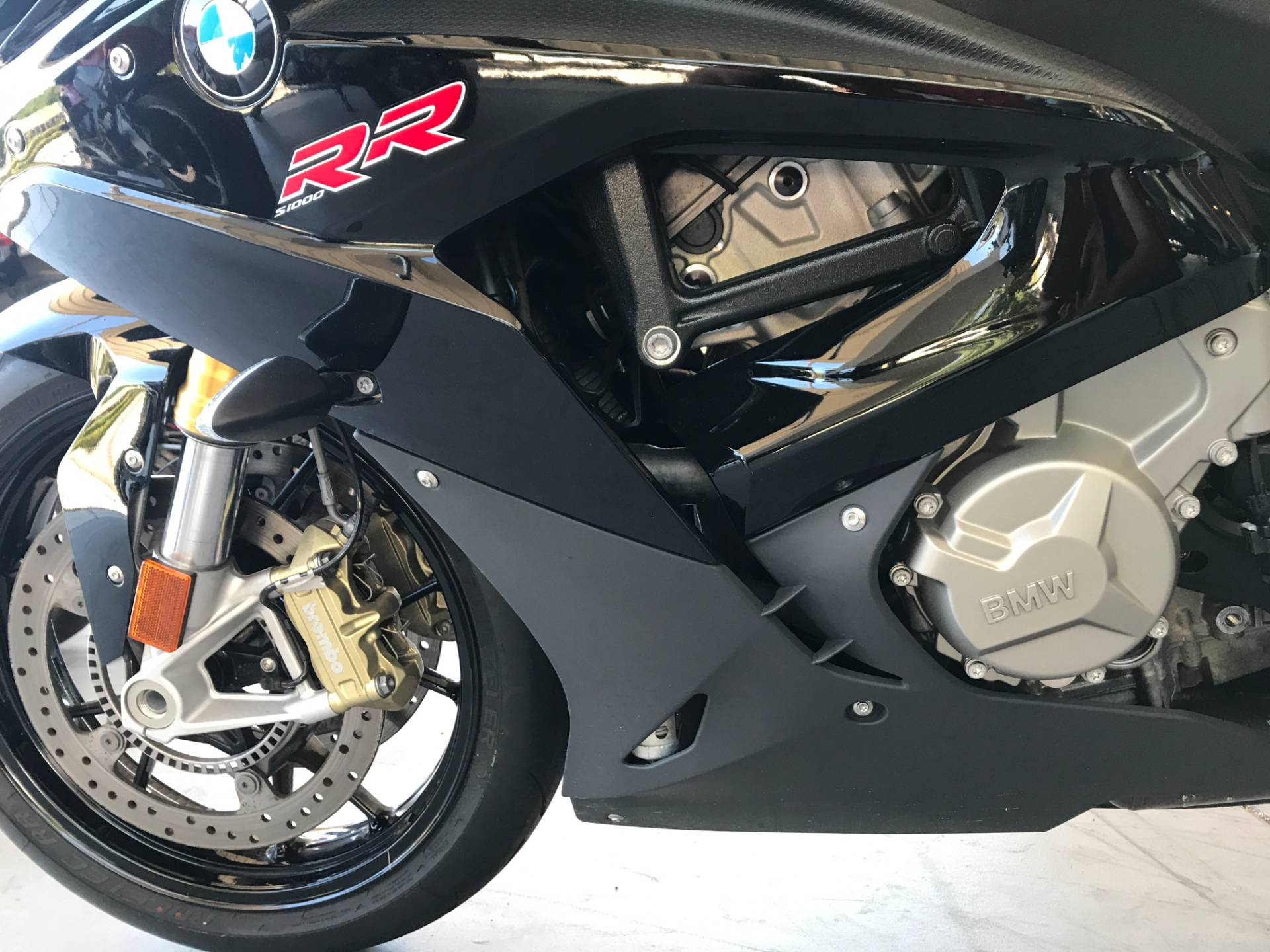 2015 BMW S 1000 RR in Orange Park, Florida
