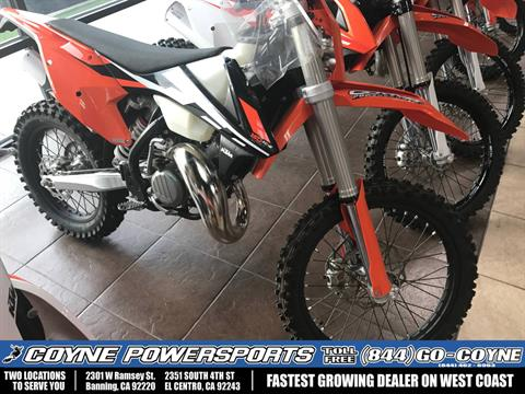 2017 KTM 150 XC-W in Banning, California
