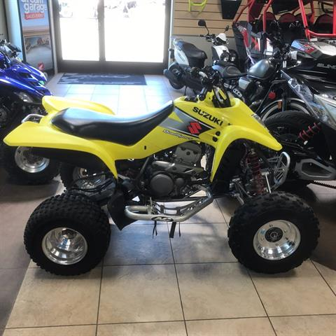 2003 Suzuki QuadSport® Z400 in Banning, California