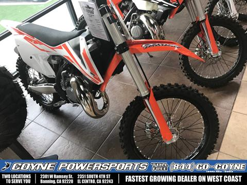 2017 KTM 150 SX in Banning, California