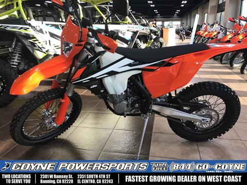 2017 KTM 500 EXC-F in Banning, California