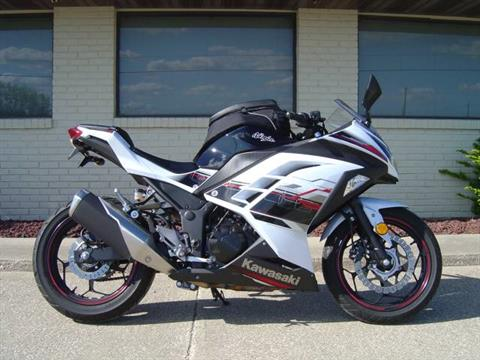 2014 Kawasaki Ninja® 300 ABS SE in Winterset, Iowa