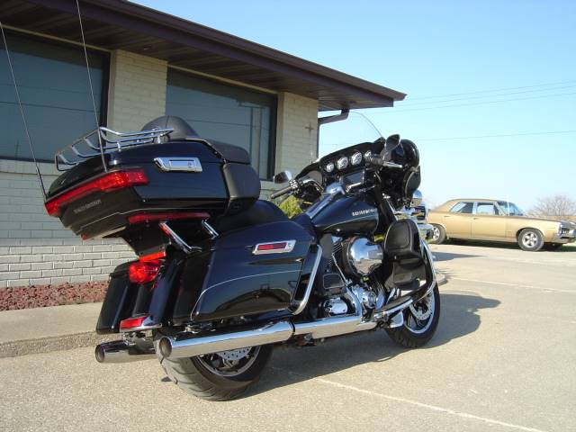 2016 Harley-Davidson Ultra Limited in Winterset, Iowa