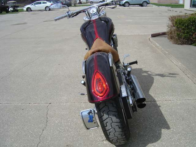 2004 Victory Arlen Ness in Winterset, Iowa