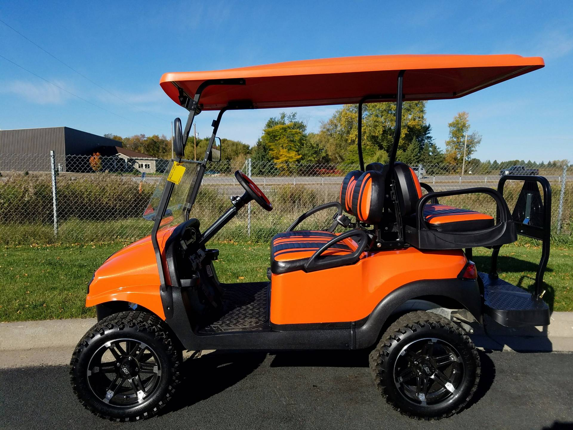 2012 Club Car Phantom Elite in Otsego, Minnesota