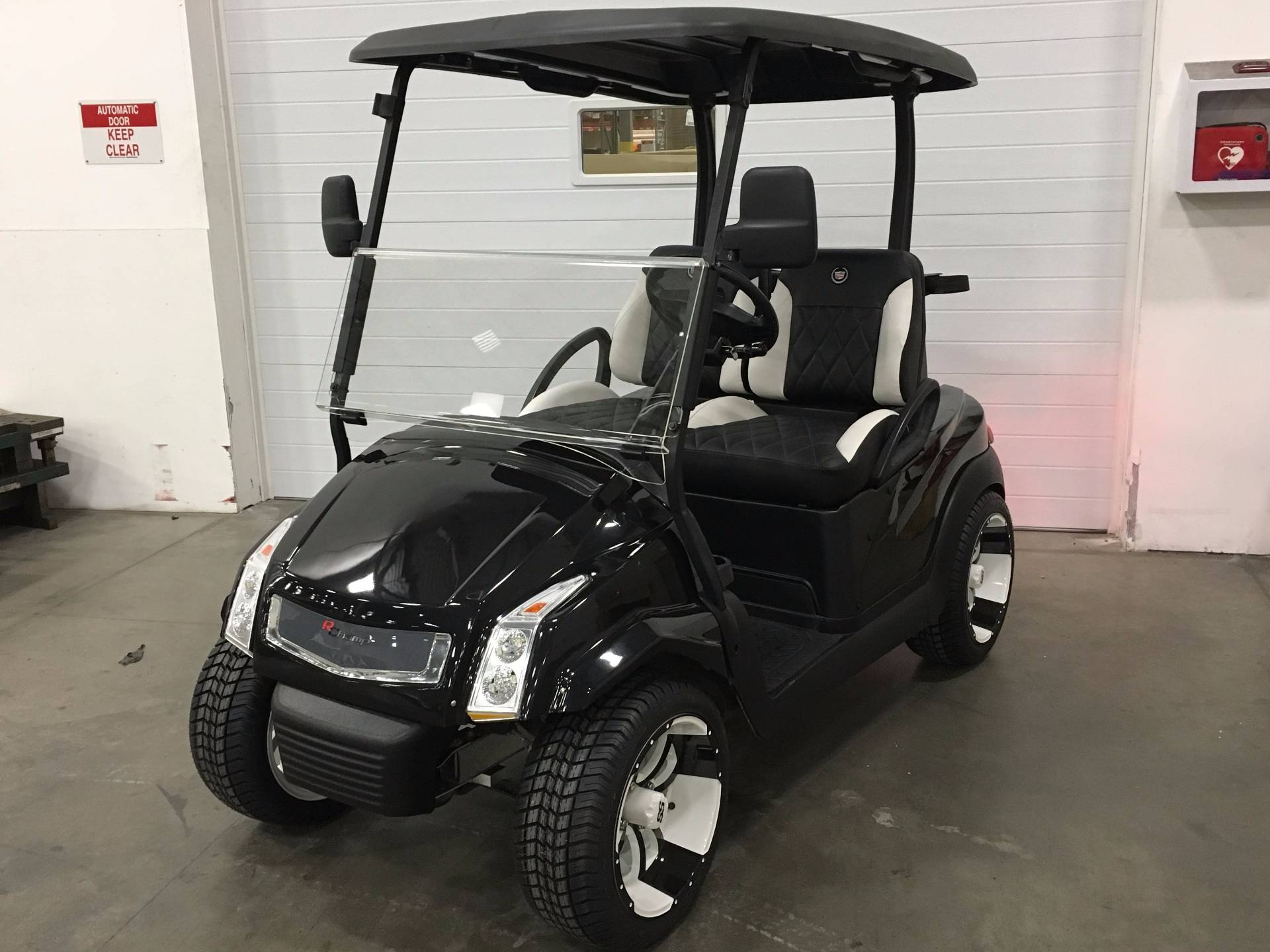 2012 Club Car Precedent i2 in Otsego, Minnesota