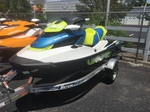 2017 Sea-Doo WAKE Pro 230 in Goldsboro, North Carolina