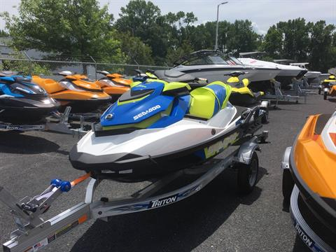2017 Sea-Doo WAKE 155 in Goldsboro, North Carolina