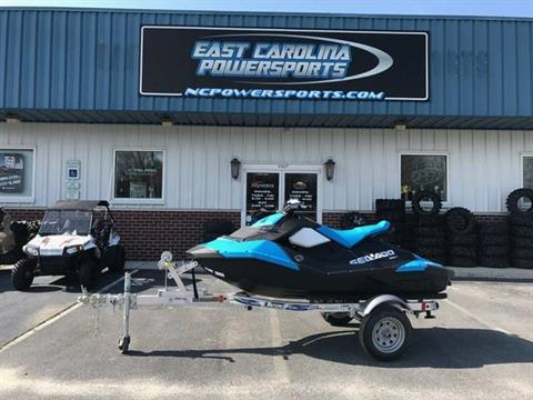 2017 Sea-Doo SPARK 2up 900 H.O. ACE iBR & Convenience Package Plus in Greenville, North Carolina