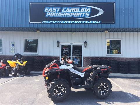 2017 Can-Am Outlander X mr 1000R in Greenville, North Carolina