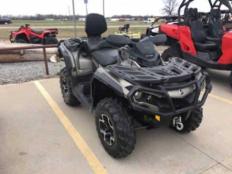 2015 Can-Am Outlander™ MAX Limited 1000 in Chickasha, Oklahoma