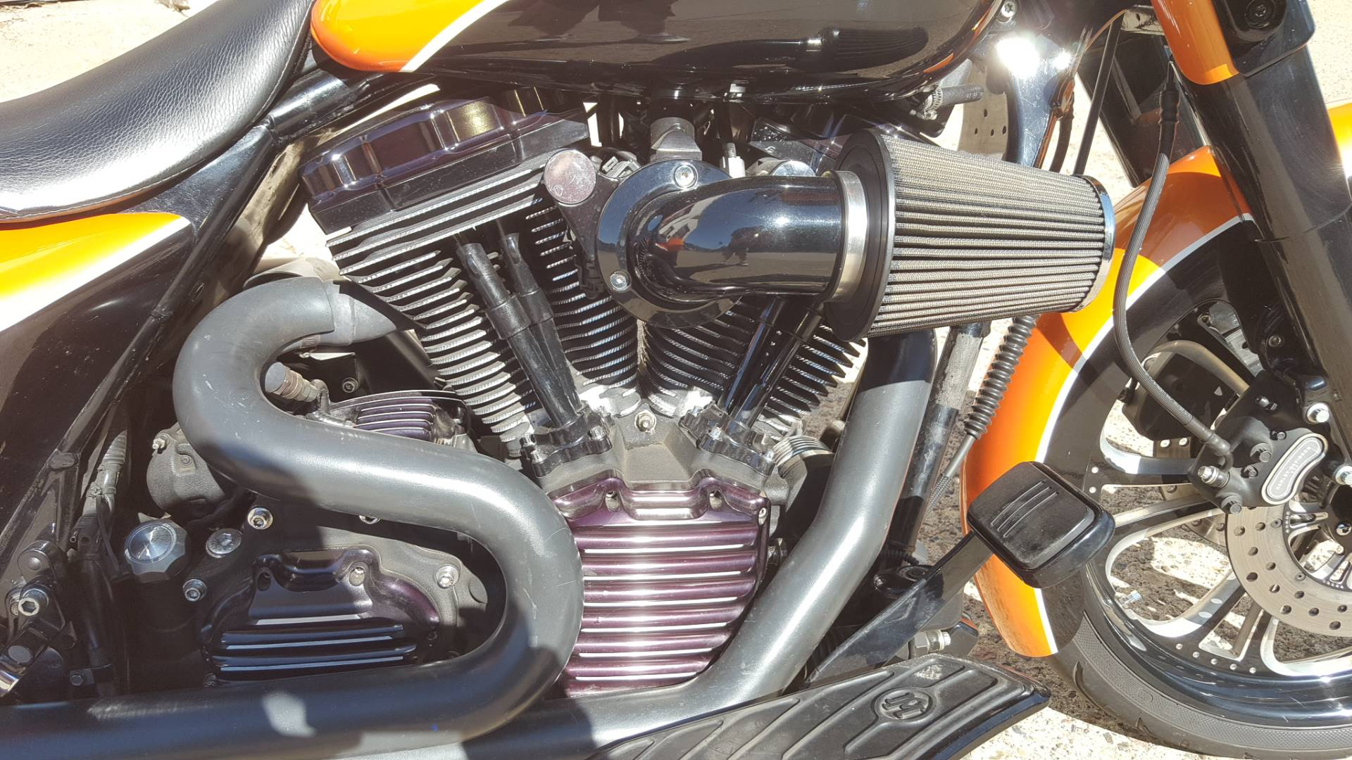 2007 Harley-Davidson Street Glide™ in South Saint Paul, Minnesota