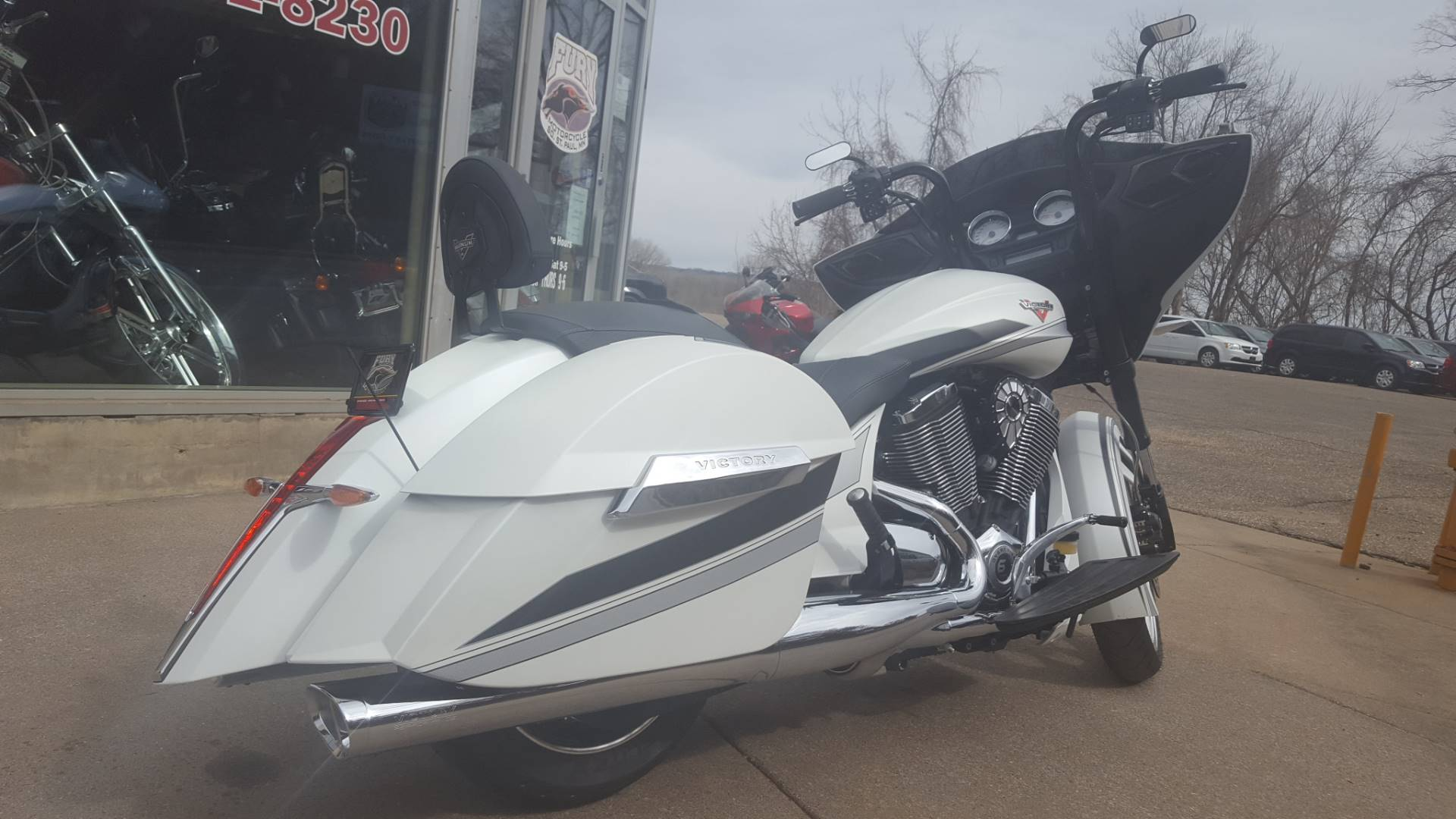 2016 Victory Magnum in South Saint Paul, Minnesota