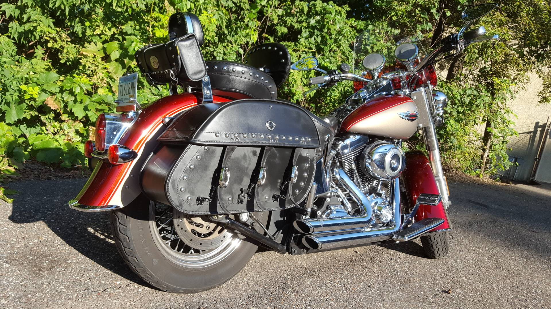 2009 Harley-Davidson Softail® Deluxe in South Saint Paul, Minnesota