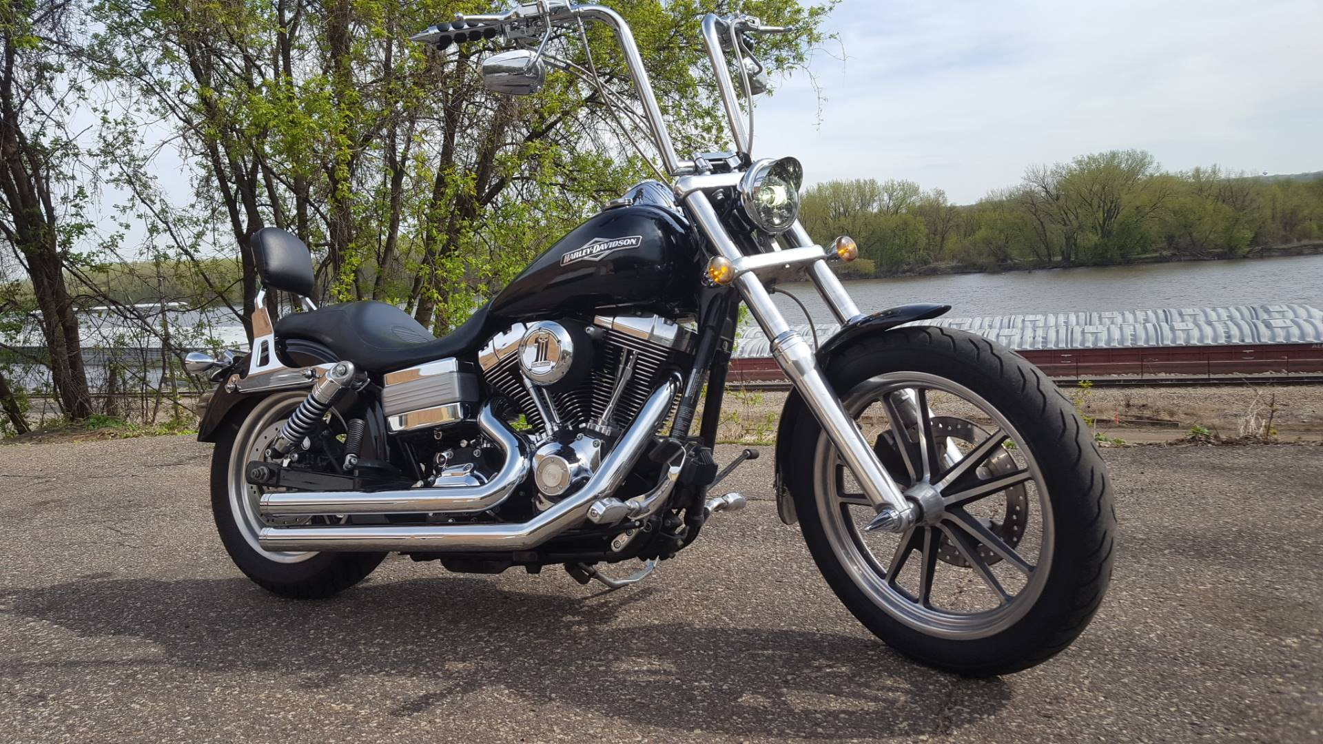 2007 Harley-Davidson Dyna Low Rider in South Saint Paul, Minnesota