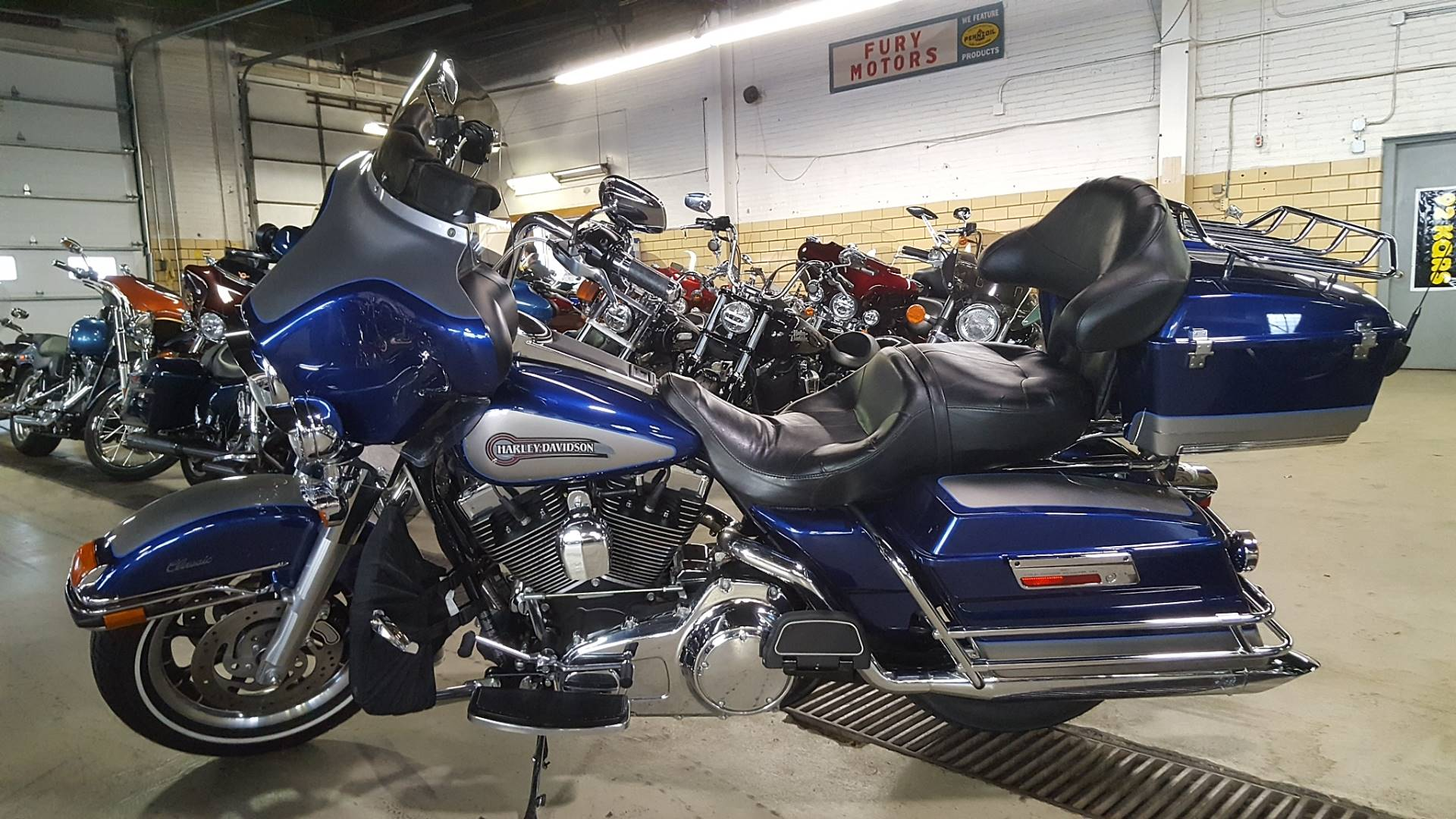 2007 Harley-Davidson Electra Glide® Classic in South Saint Paul, Minnesota