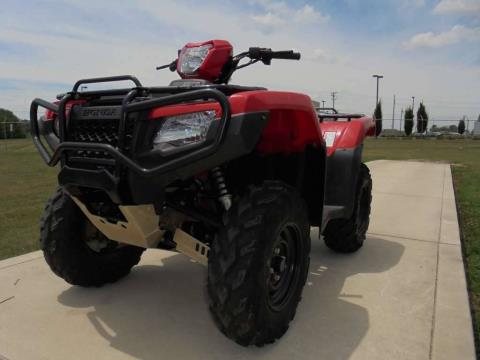 2015 Honda FourTrax® Foreman® Rubicon® 4x4 EPS in Winchester, Tennessee