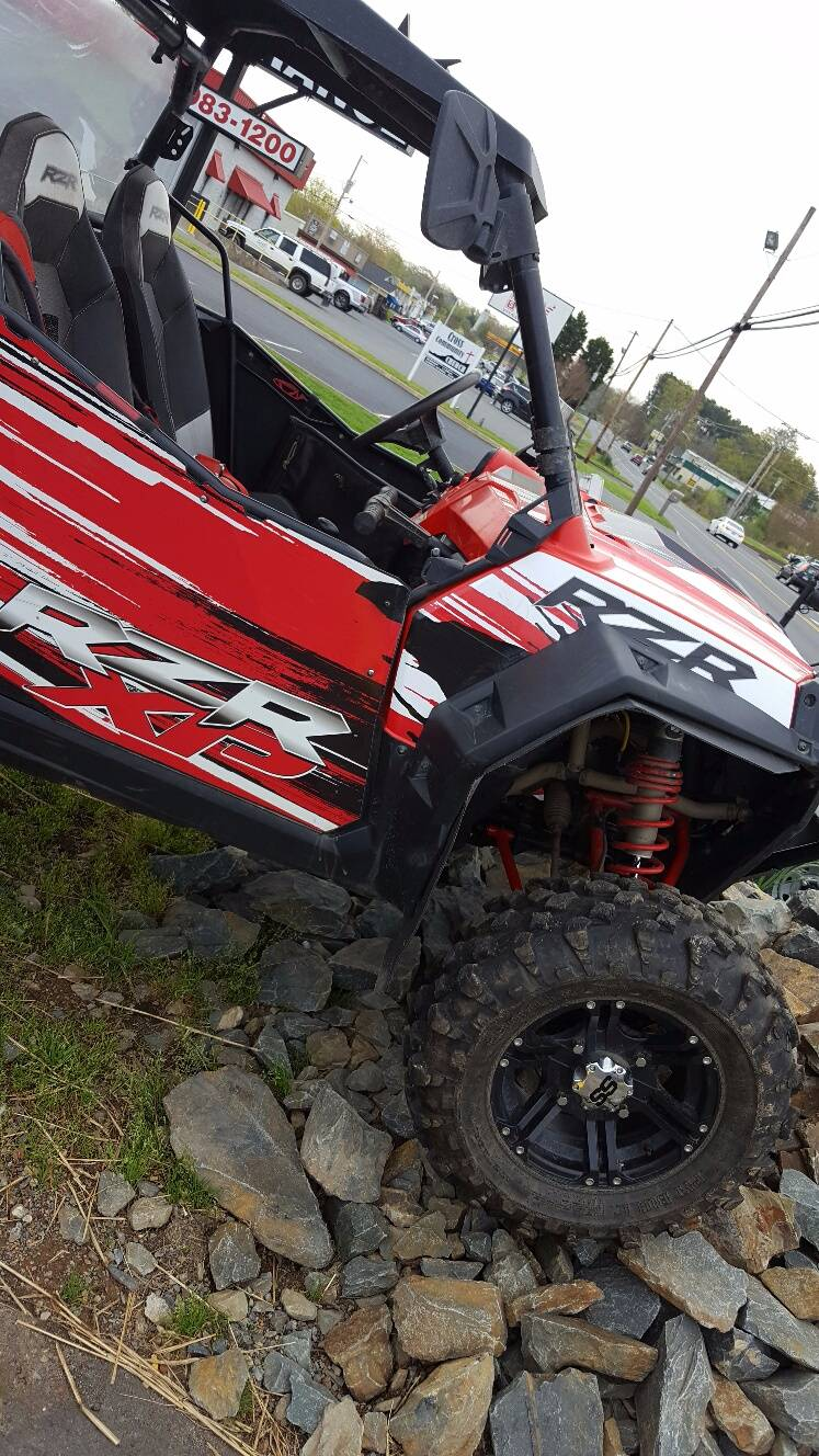 2014 Polaris RZR® 900 in Albemarle, North Carolina