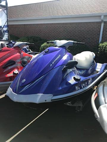 2008 Yamaha VX™ Deluxe in Albemarle, North Carolina