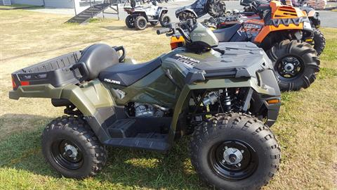 2017 Polaris Sportsman X2 570 EPS in Albemarle, North Carolina
