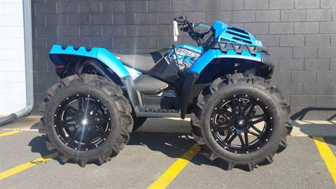 2017 Polaris Sportsman 850 High Lifter Edition in Albemarle, North Carolina