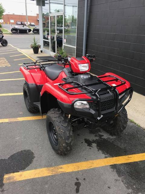 2017 Honda FourTrax Foreman 4x4 ES EPS in Albemarle, North Carolina
